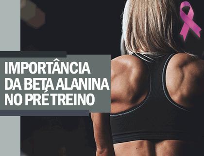 A Importância da Beta Alanina no Pré-Treino
