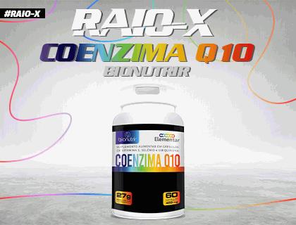 Raio X - Coenzima Q10