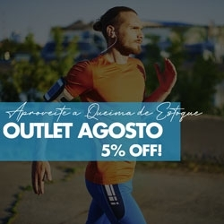 Outlet Agosto 5% OFF