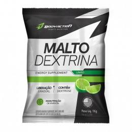 MALTO DEXTRINA BODYACTION - LIMÃO
